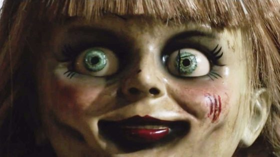 Annabelle Banner 560x315 - ANNABELLE COMES HOME Advanced Screening Tomorrow at Cinepocalypse