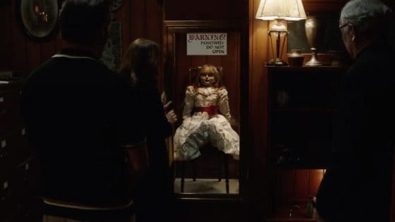 Annabelle comes home 560x315 - ANNABELLE COMES HOME Set Visit: 5 Decorating Tips We Learned That Will Terrify Your Houseguest
