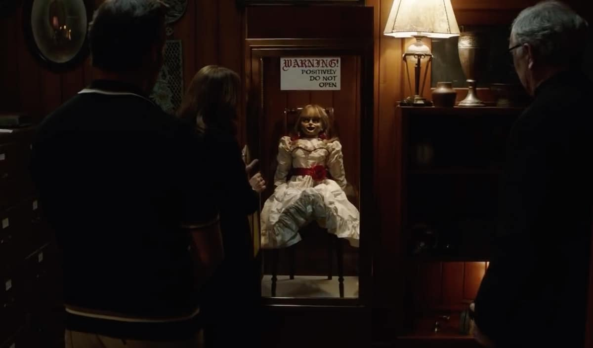 Annabelle comes home - ANNABELLE COMES HOME Set Visit: 5 Decorating Tips We Learned That Will Terrify Your Houseguest