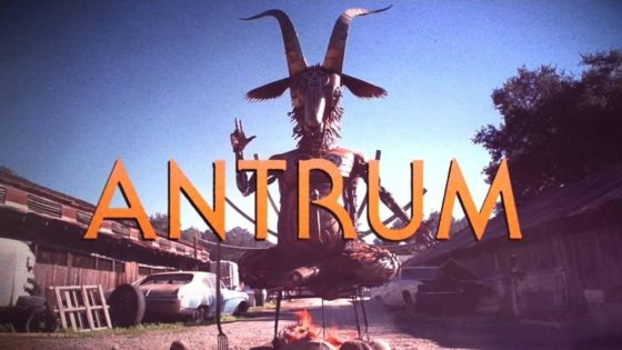 Antrum Banner 560x315 - Horrible Imaginings 2019: ANTRUM Review—A Nightmarish, Satanic Throwback Wrapped in an Urban Legend