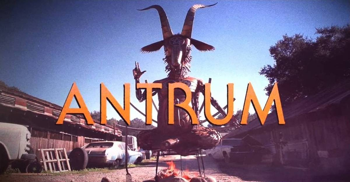 Antrum Banner - Horrible Imaginings 2019: ANTRUM Review—A Nightmarish, Satanic Throwback Wrapped in an Urban Legend