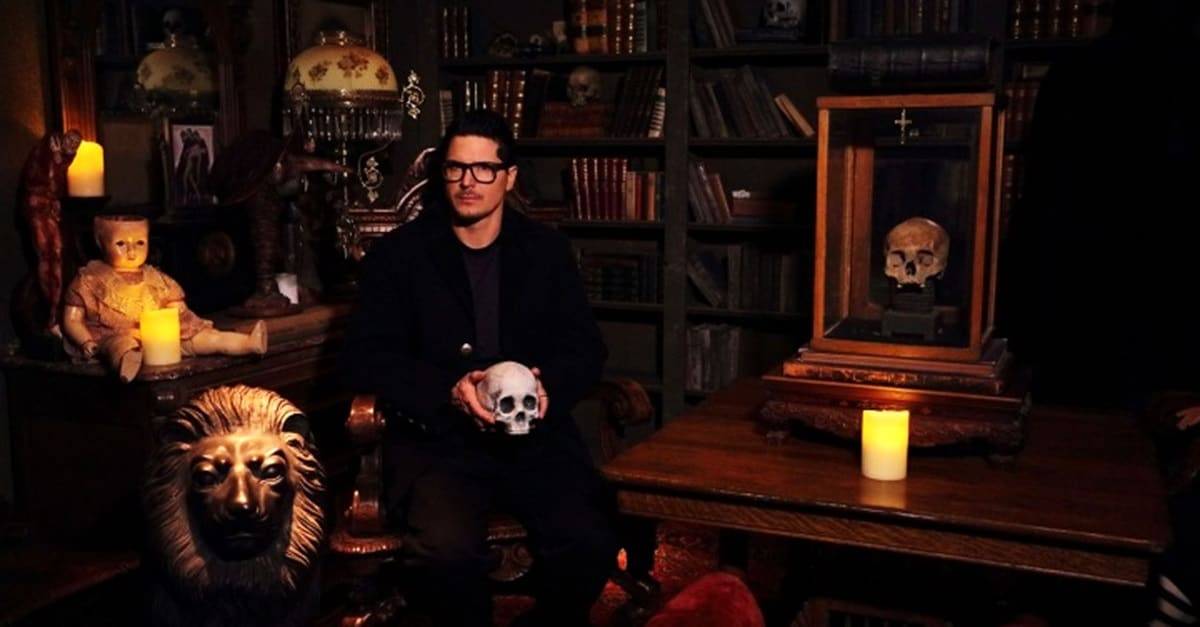 Magnificent Zak Bagans Buys Infamous Devils Rocking Chair From The Pdpeps Interior Chair Design Pdpepsorg