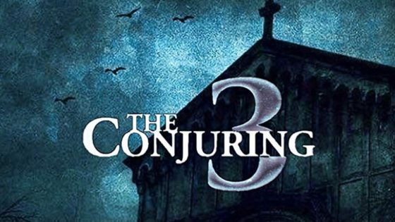 Conjuring 3 Banner 560x315 - Logo and 1st Art Revealed for THE CONJURING 3