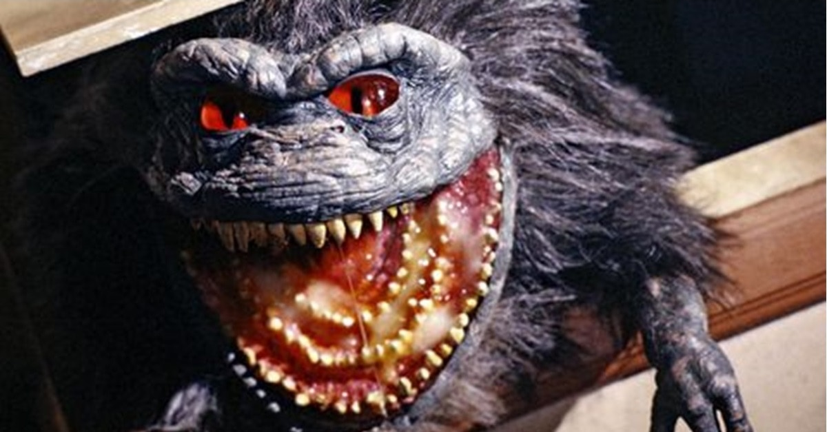 Critters banner - CRITTERS ATTACK! Starring Dee Wallace Invades Blu-ray/DVD This Summer