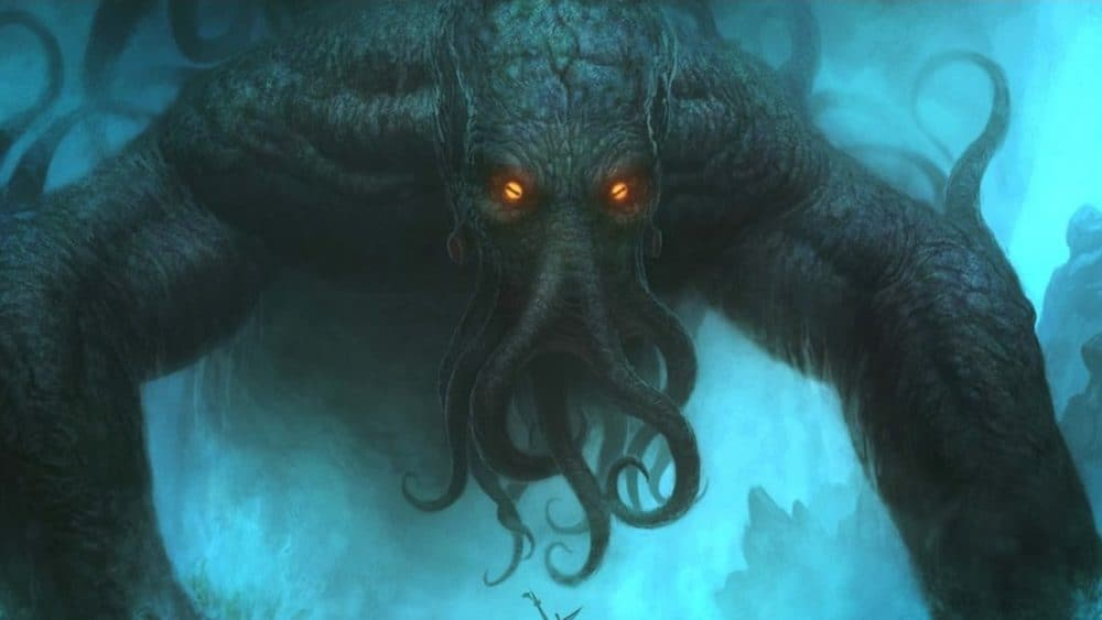 Cthulhu Banner 1000x563 - A 430-Million-Year-Old Sea Creature Covered with Tentacles: Meet the Actual Cthulhu!