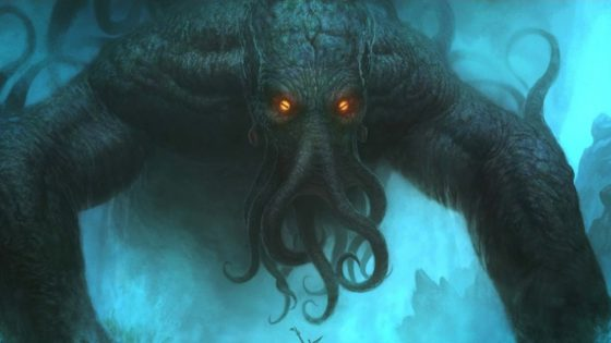 Cthulhu Banner 560x315 - A 430-Million-Year-Old Sea Creature Covered with Tentacles: Meet the Actual Cthulhu!