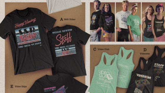 Dude Apparel Banner 560x315 - DUDE APPAREL Launches the Perfect Retro Gear for Nostalgic Film Fans