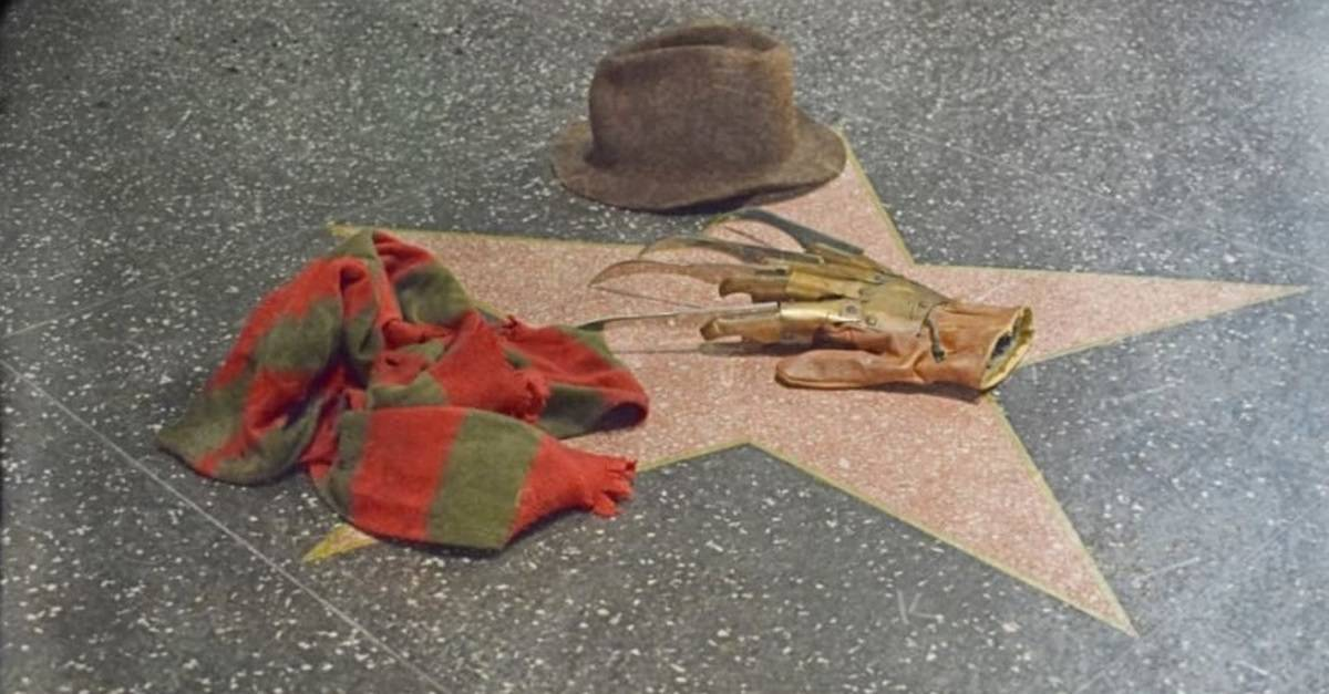 Englund Star banner - Here's How You Can Help Robert Englund Get a Star on Hollywood's Walk of Fame