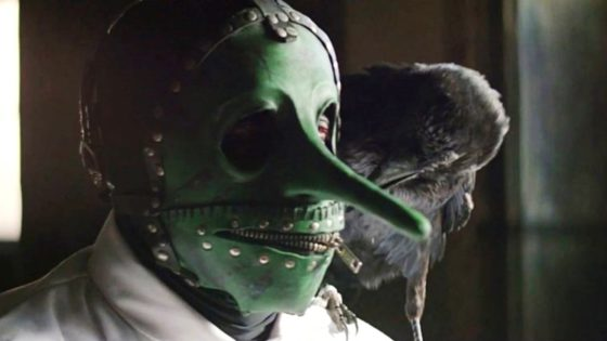 Fehn Devil in I Banner 560x315 - SLIPKNOT Legal Saga Update: Band's Attorney Says Chris Fehn Was Never an Equal Partner--Just a Hired Gun
