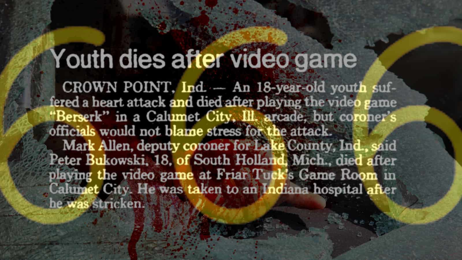 """Game Over Featured 01 - World Premiere! DREAD: THE UNSOLVED Case File #8 – """"GAME OVER"""""""