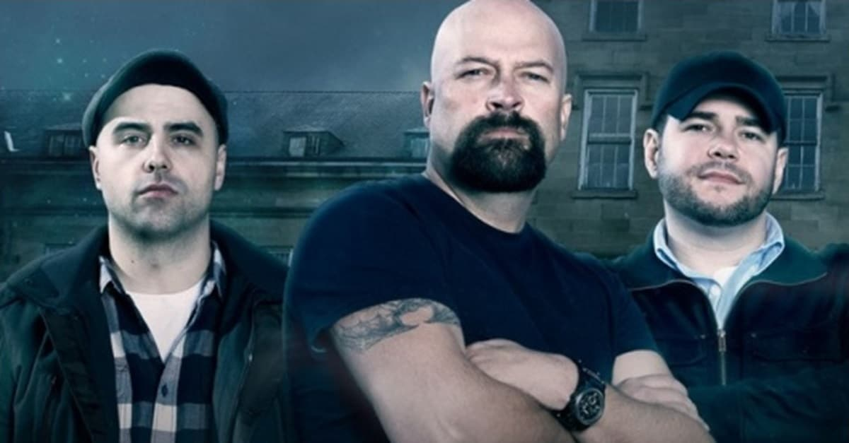 Ghost Nation Banner - GHOST HUNTERS Crew Reunites for GHOST NATION on The Travel Channel