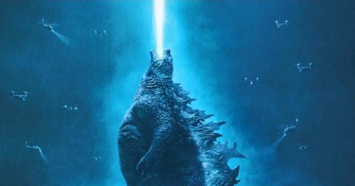 Godzilla King of the Monsters Banner - HBO Subscribers Can Watch a 5-Minute Clip from GODZILLA: KING OF THE MONSTERS Right Now!