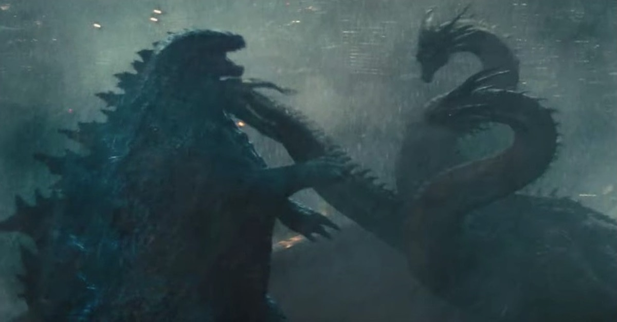 Godzilla King of the Monsters Final Trailer Banner - Gallery: Bathe In This Stunning GODZILLA: KING OF THE MONSTERS Concept Art