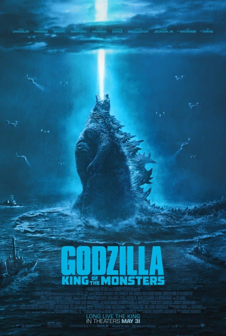 Godzilla King of the Monsters - Interview: GODZILLA: KING OF THE MONSTERS Production Designer Scott Chambliss On Building A Monstrous World