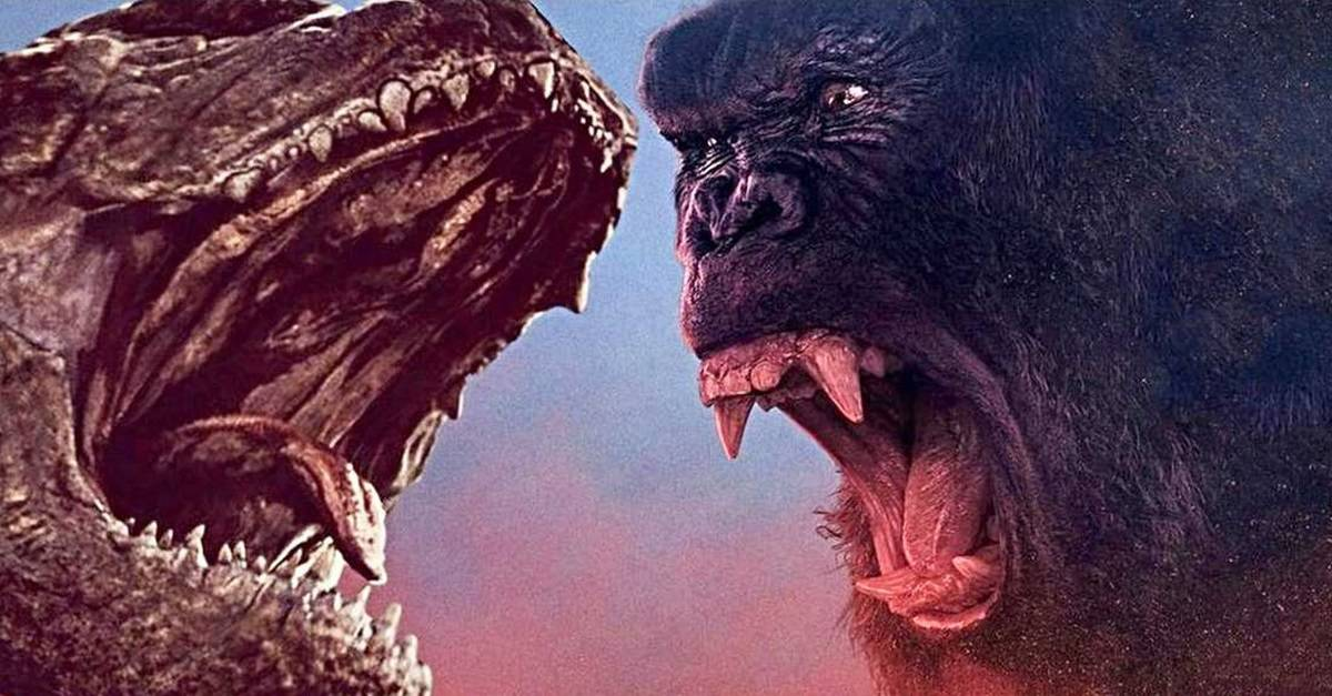 Godzilla vs Kong Banner - That's a Wrap! Filming on GODZILLA VS KONG Has Finished in Australia