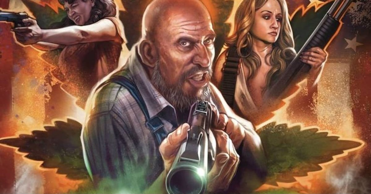 HOTH banner - NSFW Trailer: Get HIGH ON THE HOG with Sid Haig on 4/20