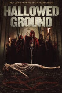 Hallowed Ground KA DVD Final 203x300 - DELIVERANCE Meets THE RITUAL in Harrowing Exclusive Clip from HALLOWED GROUND