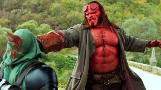 Hellboy 2019 Banner 560x315 - Is HELLBOY Unadaptable? Is Any Film Based on Mike Mignola's Comic Doomed?