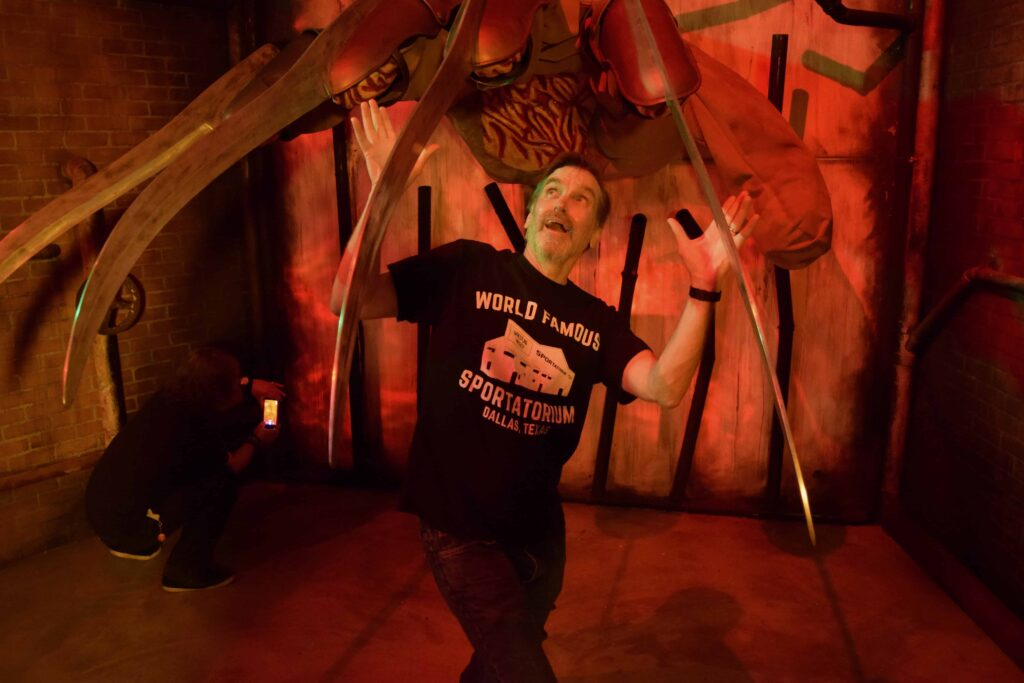I Like Scary Movies 3 1024x683 - Take a Sneak Peek at the I LIKE SCARY MOVIES Immersive Experience Opening This Week
