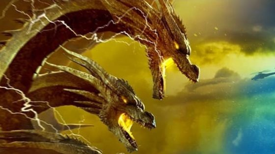 Leaked KOM Art banner 560x315 - Supposedly Leaked Key Art from GODZILLA: KING OF THE MONSTERS is Stunning--Even If It Isn't Real