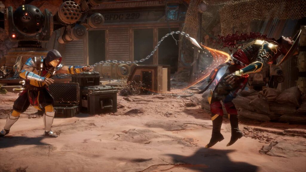 MK 11 Scorpion 1024x576 - MORTAL KOMBAT 11 Review - Premium Review Available With DreadPass