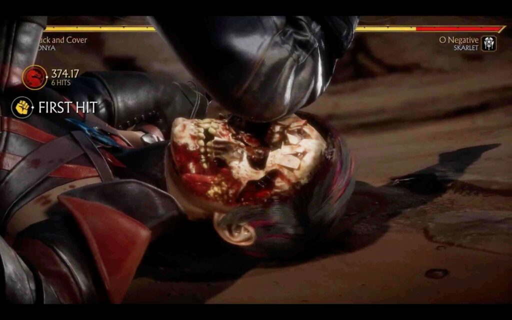 MK 11 krushing blow 1024x640 - MORTAL KOMBAT 11 Review - Premium Review Available With DreadPass