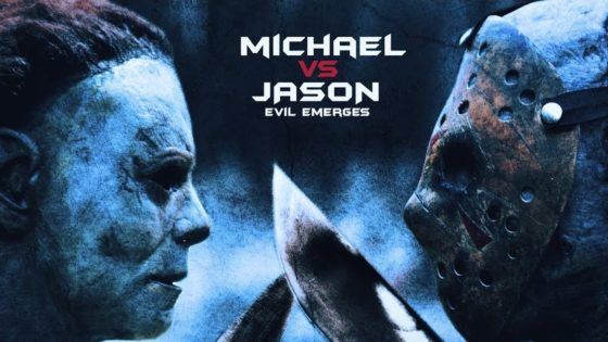 Michael vs Jason Banner 560x315 - Fan Film MICHAEL VS JASON: EVIL EMERGES is a Viral Hit with Horror Fans
