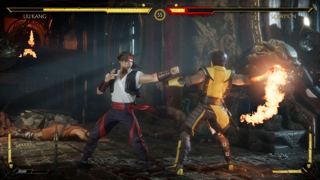 Mortal Kombat 11 UI 1024x576 - MORTAL KOMBAT 11 Review - Premium Review Available With DreadPass