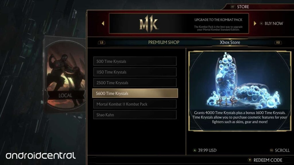 Mortal Kombat 11 shop 1024x576 - MORTAL KOMBAT 11 Review - Premium Review Available With DreadPass