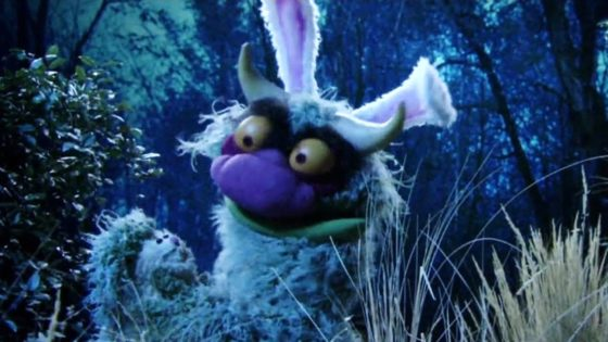 Muppet Banner 560x315 - Enjoy Some Pre-Easter Cuteness with a Wicked Twist! Muppets Singing STAND BY ME