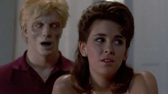 Night of the Creeps 2 560x315 - Scream Factory's NIGHT OF THE CREEPS Gets Release Date