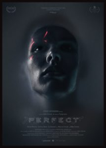 Perfect 2019 Poster 215x300 - Humanity and Technology Merge in Psychedelic Trailer for Flying Lotus/Steven Soderbergh-Produced PERFECT