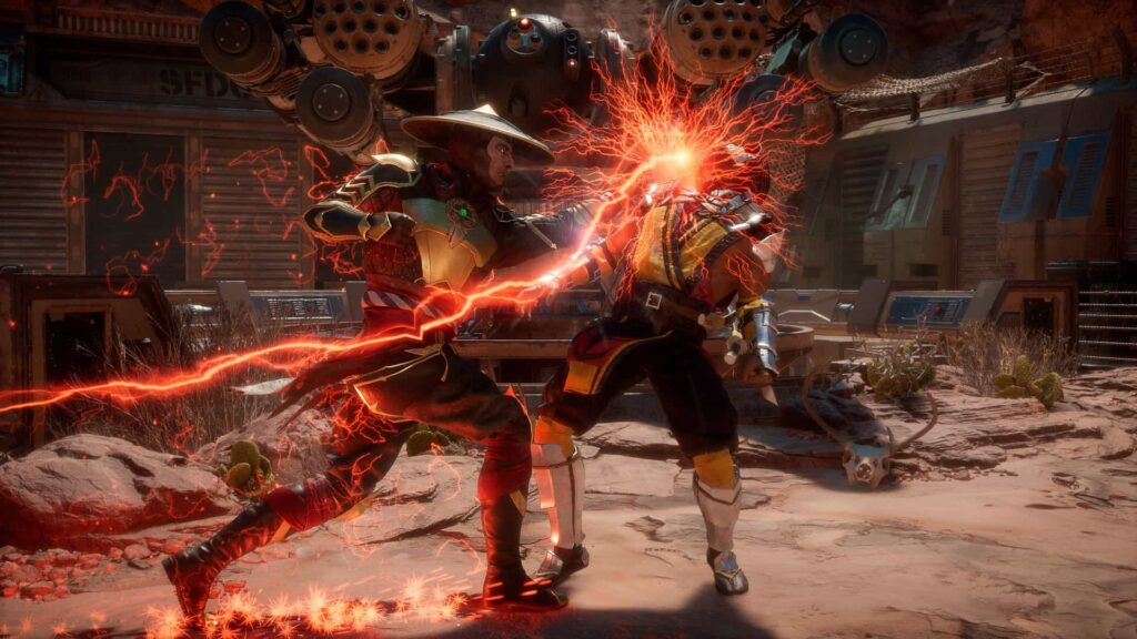Raiden 1024x576 - MORTAL KOMBAT 11 Review - Premium Review Available With DreadPass