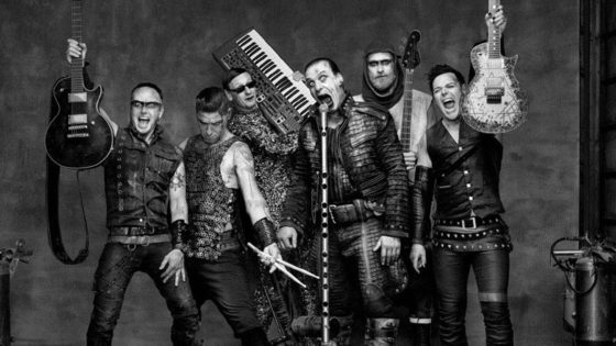 "Rammstein 2019 Banner 560x315 - NSFW Video for RAMMSTEIN's ""Radio"" is, Ironically, the Band's Most Mainstream Track to Date"