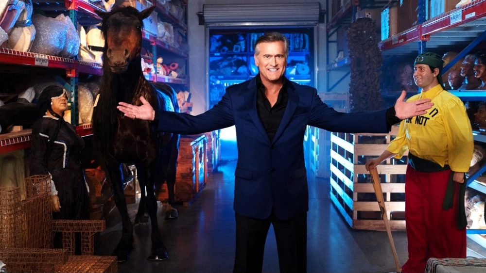 Ripleys Bruce Campbell Banner 1000x563 - Episode Descriptions for the Travel Channel's RIPLEY'S BELIEVE IT OR NOT! Hosted by Bruce Campbell