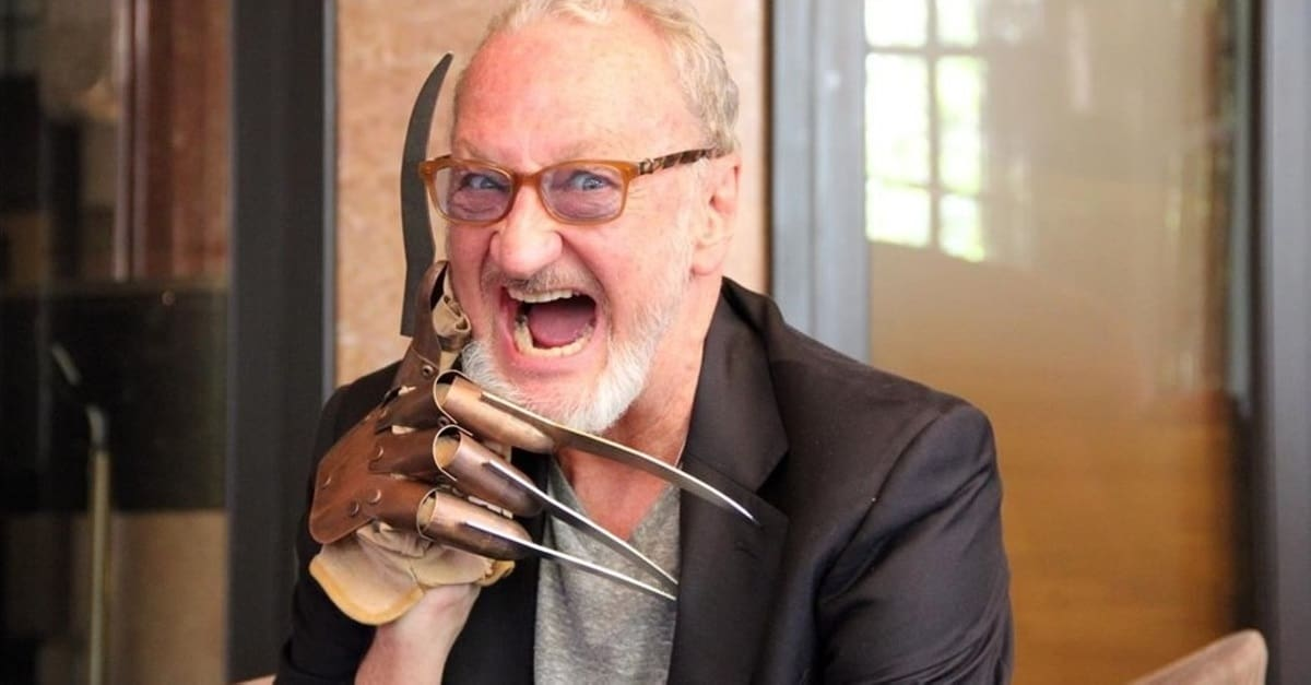 Robert Englund Banner - Explore America's Strange Past in SHADOWS OF HISTORY with Host Robert Englund