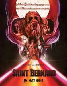 Hallucinatory/Apocalyptic Trailer for SAINT BERNARD Looks Like it Has Nothing to Do With Dogs