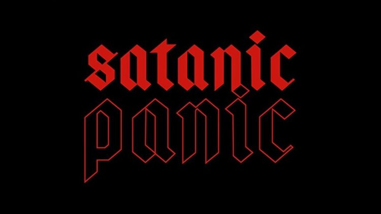 Satanic Panic Banner 750x422 - Exclusive Image: Gather Around the Altar for Some Good Old Fashioned SATANIC PANIC
