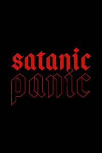 Satanic Panic Poster 200x300 - Exclusive Image: Gather Around the Altar for Some Good Old Fashioned SATANIC PANIC
