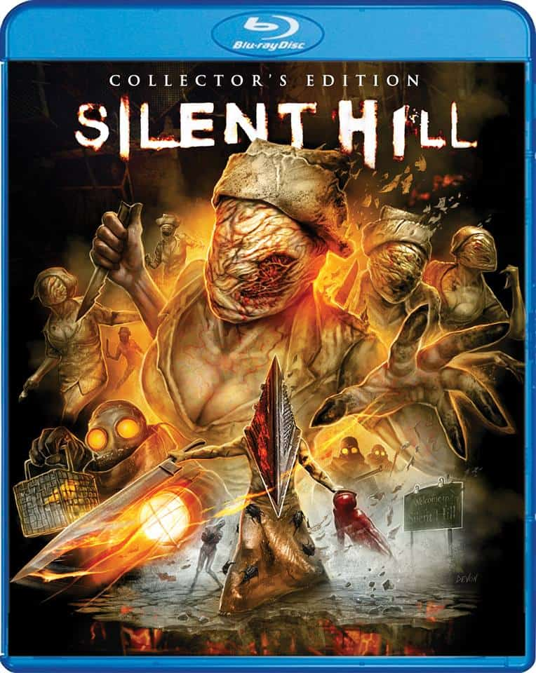 Silent Hill Scream Factory Collectors Edition - First Details for Scream Factory's SILENT HILL Collector's Edition