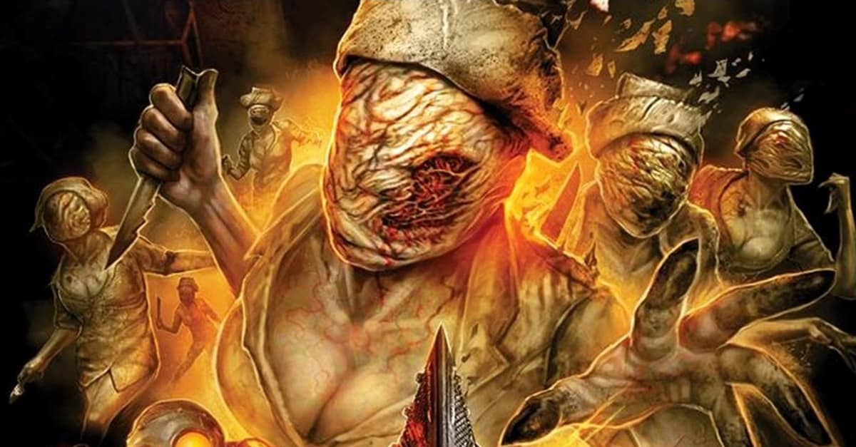 Slient Hill Banner - First Details for Scream Factory's SILENT HILL Collector's Edition