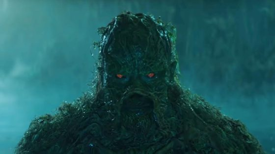 Swamp Thing First Look Banner 560x315 - Immediately Following Production Shut Down Announcement, Warner Bros. Share 1st Look at SWAMP THING TV Series