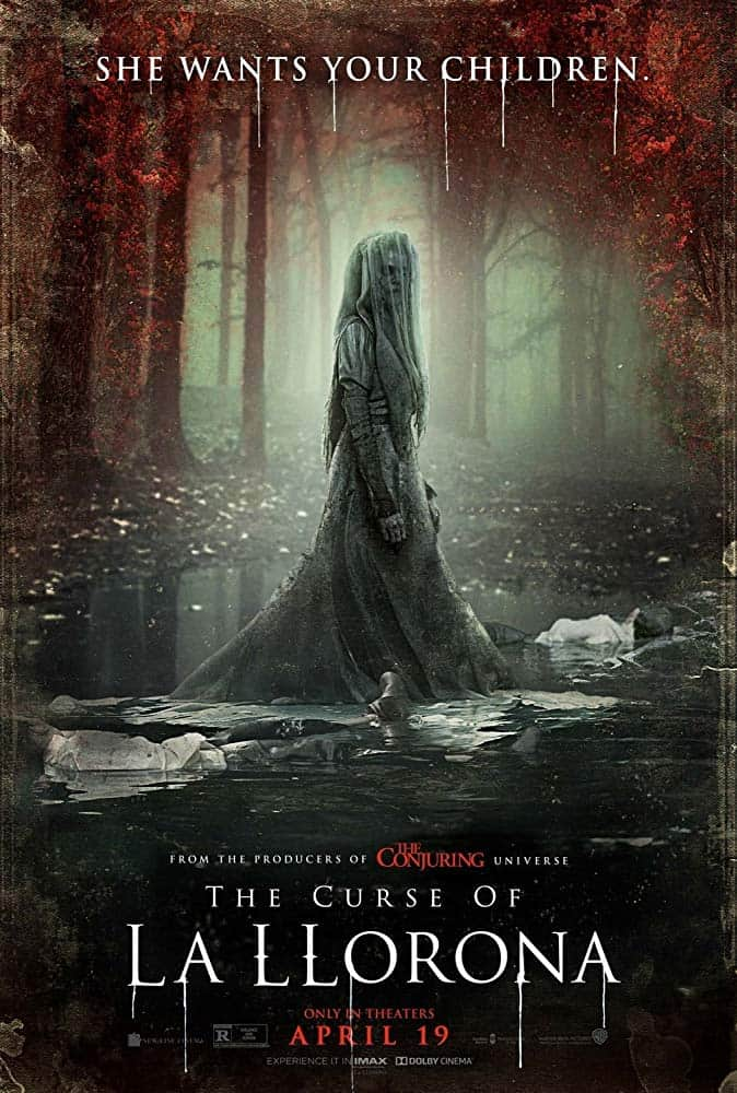 The Curse of La Llorona Poster - Exclusive: The Simple Reason Why THE CURSE OF LA LLORONA is NOT Part of THE CONJURING Universe