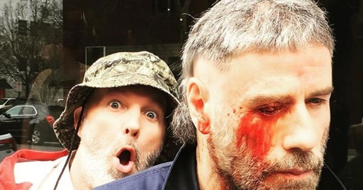 The Fanatic Banner - Check Out John Travolta in Fred Durst's Horror Movie THE FANATIC