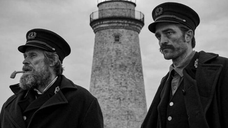 """The Lighthouse Banner 750x422 - Here's a """"First Look"""" at THE WITCH Director's Sophomore Feature, THE LIGHTHOUSE"""