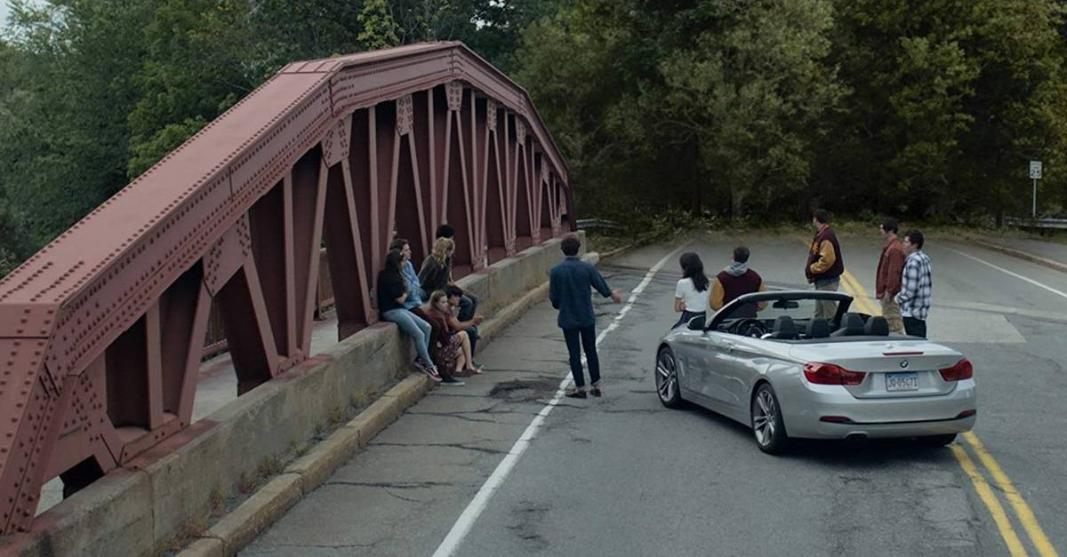 The Society Banner - Teenage Utopia Descends into Madness in Trailer for THE SOCIETY on Netflix