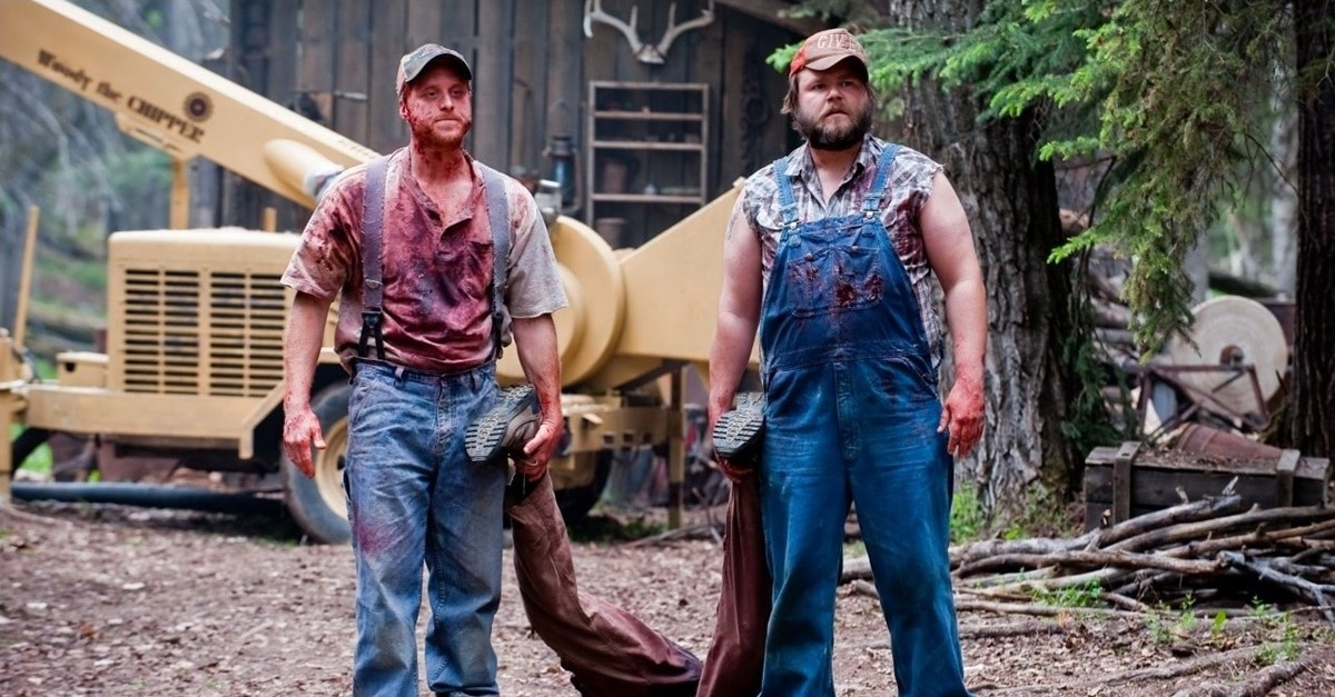 Tucker and Dale vs Evil Banner - TUCKER & DALE VS EVIL Sequel in the Works--But Probably Won't Be a Movie