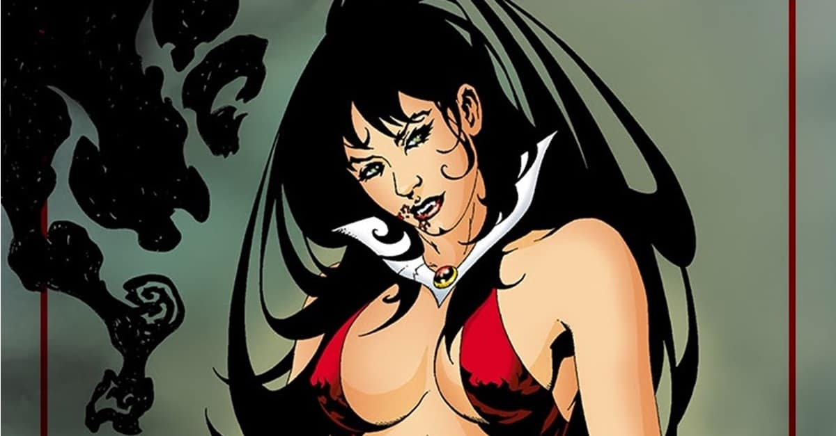 Vampirella 50th banner - Get Fan Art Published in VAMPIRELLA! Dynamite Calls Out to Aspiring Artists With Contest!