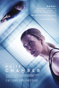 White Chamber Poster 203x300 - Enter the WHITE CHAMBER on Blu-Ray/DVD Next Month