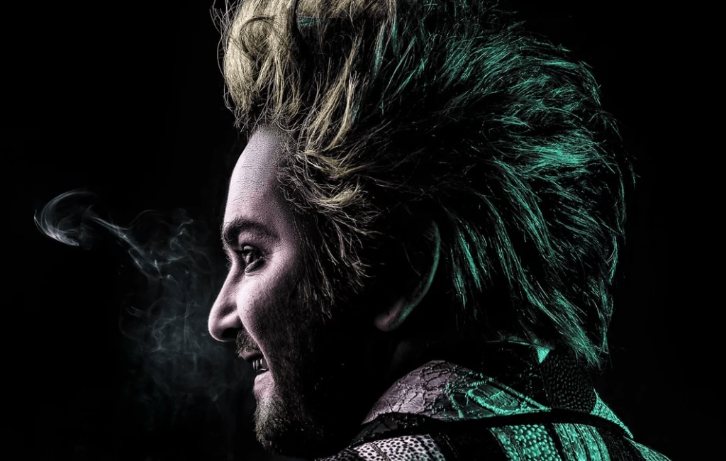 beetle2 1024x650 - Horror Business: Bringing BEETLEJUICE: THE MUSICAL to Life